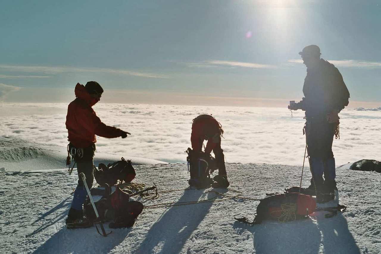 Kletter- und Wandertouren