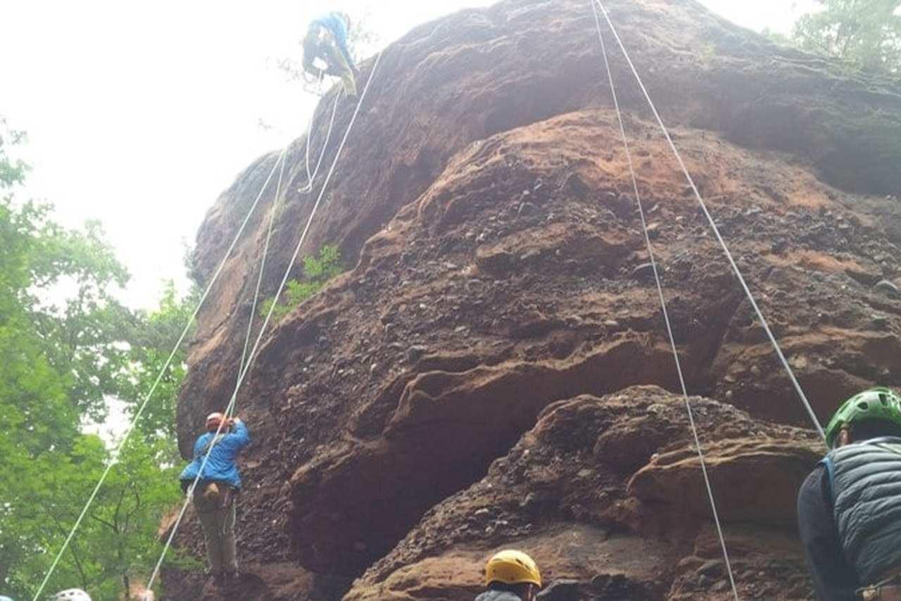 Klettertouren für Fortgeschrittene