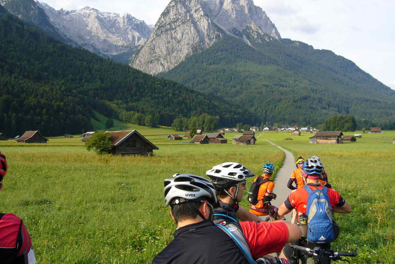 Mountainbiking für Anfänger