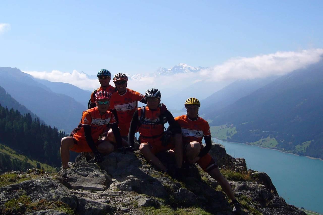 Mountainbiking für Fortgeschrittene